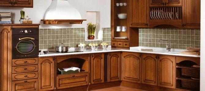 Maderas megamobili for Modelos de cocinas rusticas